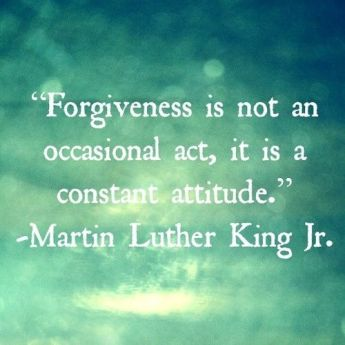 forgiveness a consant attitude