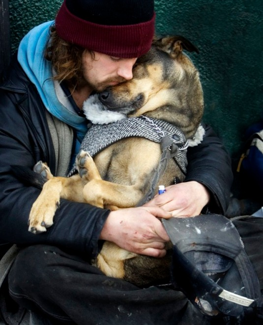 homeless-man-with-dog