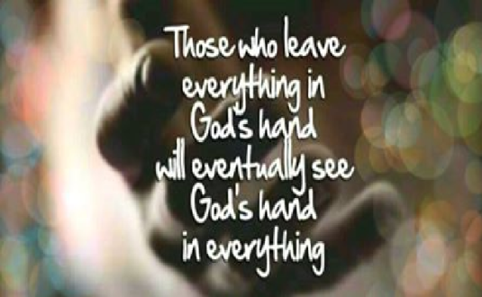 leaveing-everything-in-gods-hands
